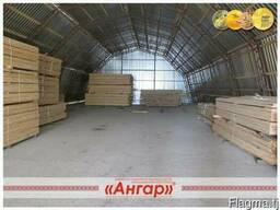Ангары для деревообрабатывающей отрасли - фото 3