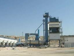 Асфальтобетонный завод Стационарный, рециклинг