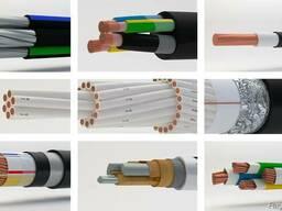 Силовой кабель 1x240 мм АВВГ ГОСТ 16442-80