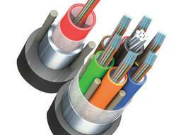 Силовой кабель 1x4 мм АВВГ ГОСТ 16442-80