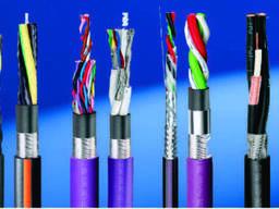 Силовой кабель 1x6 мм АВВГ ГОСТ 16442-80