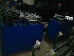 Станок для изготовления сетки рабицы автомат и полуавтомат