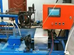 Станок для производства сетки рабицы автомат