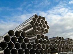 Трубы теплодеформированные из коррозионностойкой стали 5x0.3