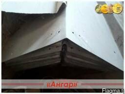 Ангар 12х30 шатровый бескаркасный демонтированный - фото 5