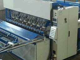 Машина для сварки арматурной сетки Пруток/пруток SUMAB VM 24
