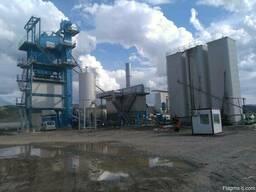 Б/У Асфальтный завод Benninghoven ECO- 320 т/ч, 2012 г
