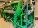 Б/У газовый двигатель Jenbacher J320 GS B05,1000 Квт,1996 г. - photo 7