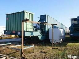 Б/У Мобильный асфальтобетонный завод Ermont-Marini 80-160 тч - фото 4