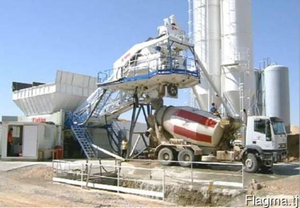 Б/У Мобильный бетонный завод Leblan Ctah-90 Испания