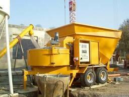 Б/У Мобильный бетонный завод SUMAB B 15 – 1200 (2004 года)