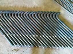 Болты фундаментные изогнутые тип 1. 1 20 мм М20 ГОСТ 24379. 1-