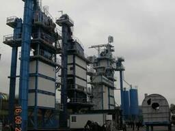 БУ стационарный асфальтобетонный завод Benninghoven TBA-200 - фото 2