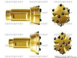 Буровые коронки D76, D90, D100, D105, D110, D130, D140, D160 - фото 2