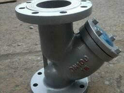 Фильтры сетчатые фланцевые чугунные GL41H-16 (РУ-16) LY