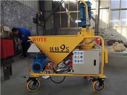 Гипсовый агрегат насос купить в Китае в Бишкекем в Душанбе