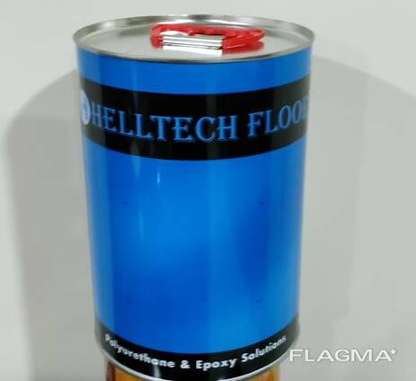 Helltech floor epoxy self levelling эпоксидное покрытие