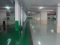 Helltech floor epoxy self levelling эпоксидное покрытие - photo 3