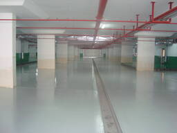 Helltech floor epoxy self levelling эпоксидное покрытие - photo 4