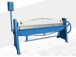 Листогиб ручной и автоматический для вентиляции цена в Душанбе оборудование