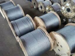 Канат стальной 18 мм 10 ГОСТ 14954-80