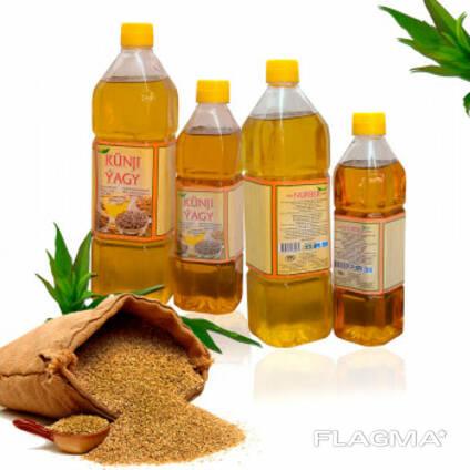 Кунжутное масло (Made in Turkmenistan)