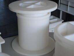 Микроперфорированные формы для сыра - фото 7