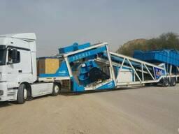 Мобильный бетонный завод М-100 sng Promax Турция - photo 5
