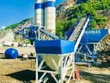 Мобильный бетонный завод М-100 sng Promax Турция - фото 7