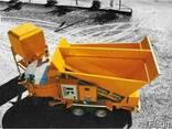 Мобильный бетонный завод Sumab B-15 (15-20 м3/ч) Швеция - фото 3