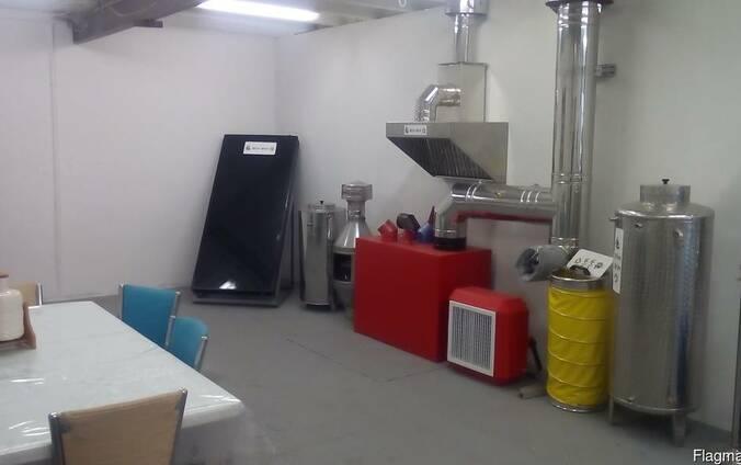 Нержавеющая сталь дымоходов, отопительных и холодильник сист