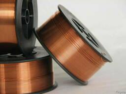 Никелевая проволока 0.4 мм НП1 ГОСТ 2179-75