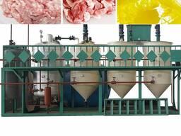 Оборудование для производства животного жира пищевого, технического и кормового