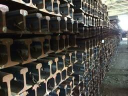 Подержанные рельсы лома R50-65