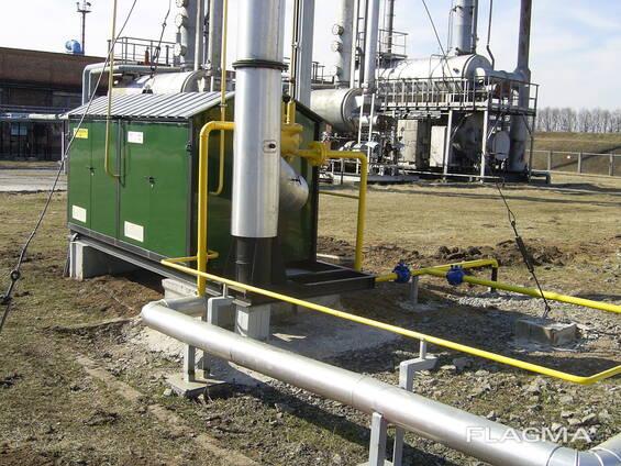 Подогреватель природного газа ПГ-5