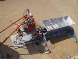 Полу-Мобильный бетонный завод F-90 (90 м3/ч) - фото 2
