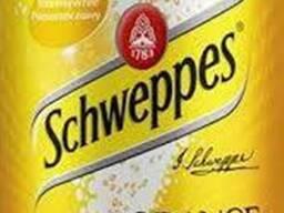 Предлагаю оптом напитки Schweppes 330 мл. из Европы