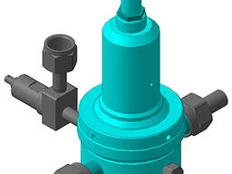 Регулятор давления газа до себя РДДС