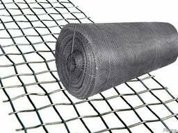 Рифленая нержавеющая сетка 8x8x1.6 мм 12Х18Н10Т ГОСТ 3826-82