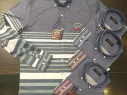 Рубашки известных брендов - photo 7
