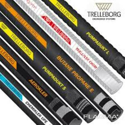 Рукава, шланги и фитинги Trelleborg