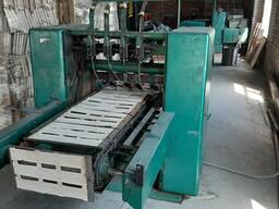 Станки для производства шпонового деревяного евро ящика