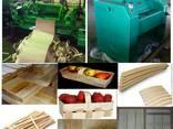 Станки для производства шпонового деревяного евро ящика - photo 7