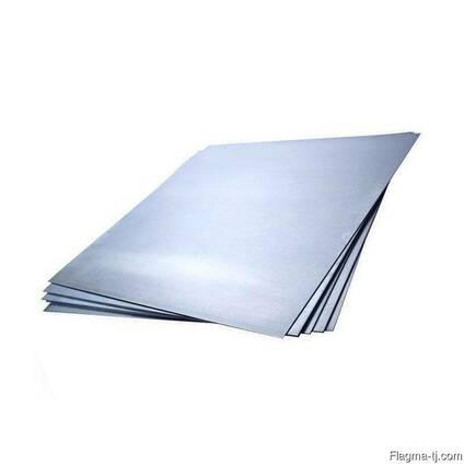 Свинцовый лист 4 мм С1 ГОСТ 9559-89
