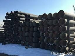 Трубы чугунные (С ЦПП, Без ЦПП) 450 мм ВЧШГ ТУ 1461-037-5025