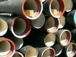 Трубы чугунные (С ЦПП, Без ЦПП) 800 мм ТЧК ГОСТ 6942-98 - фото 1