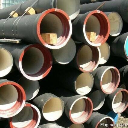 Трубы чугунные (С ЦПП, Без ЦПП) 800 мм ТЧК ГОСТ 6942-98