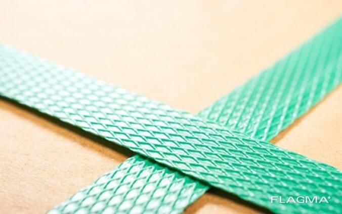Упаковочная ПЭТ лента, полиэстеровая стреппинг лента