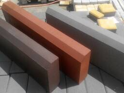 Вибропресс для производства тротуарной плитки U-1000 Швеция - фото 7