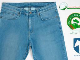 Высококачественные мужские джинсы оптом на экспорт - фото 8